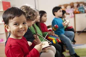 Instruments de musique et pédagogie